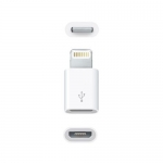 Lightning 8 pin to Micro USB Charge Sync Data Connector Adapter iPhone 5 iPad