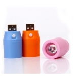 MCA028-Convenient Mini Portable USB Powered20LM 4200K Warm LED Torch Light