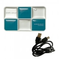 Quantum Qhm5095 CF All In One Card Reader Multicolour 2.0 Card Reader