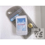 Transparent silicone silicon jelly case cover pouch for sony xperia tipo ST21i