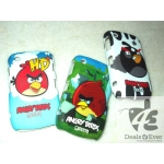 NEW Angry Birds FASHION Hard PROTECTOR Case Cover blackberry BB curve 8520