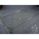 New Transparent S Line Soft Silicon gel jelly Case Cover Pouch for Karbonn A 111