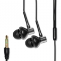 Headphone/Earphone For sony ipods/mobiles/music players with 3.5 mm jack