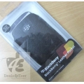 9380 Brand new Black blackberry bold curve 9380 pocket case pouch with BB Logo
