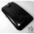Brand New Black Hard Back Case Cover For Micromax Canvas 2 A 110