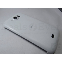 Brand New White Hard Back Case Cover For Micromax Canvas 2 A 110