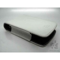 Brand new White case cover pouch blackberry Curve 8520 8900 9300 Bold 9700 9780