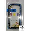 Bumper Frame Cover Backless Carry Case for Samsung Galaxy S3 SIII i9300 Black