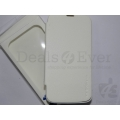 Karbonn A15 WHITE BATTERY BACK FLIP COVER CASE POUCH PROTECTOR