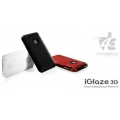 combo pack MOSHI IGLAZE HARD SHELL CASE FOR APPLE IPHONE 3g 3gs