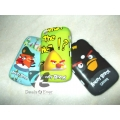 STYLISH GEAR4 Angry Birds FASHION Hard Back PROTECTOR Case Cover iphone 3G/3GS
