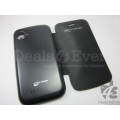 NEW BLACK HARD SHELL Battery BACK FLIP CASE COVER FOR MICROMAX CANVAS 2 A68