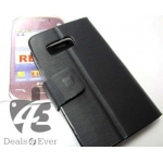 PREMIUM TABLE TALK DIRECT CALL CALLER ID FLIP SOFT CASE FOR SAMSUNG REX 70