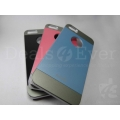 Premium New Blue Matte Hard Back case Cover screen guard for Apple iPhone 4