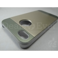 Premium golden Matte finish Hard Back case Cover pouch for Apple iPhone 4 4s