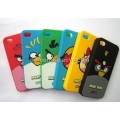 STYLISH Angry Birds Hard Back PROTECTOR Case Cover for Samsung Galaxy Y S5360