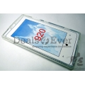 Transparent soft silicon jelly gel Back Case Cover pouch for Nokia Lumia 920