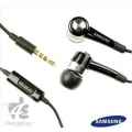 GENUINE black Samsung EHS44 Handsfree HEADPHONES Tab Note S2 ACE Pop