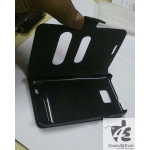 SAMSUNG GALAXY S2 i9100 FLIP BOOK CASE COVER POUCH MAGNETIC CLOSURE