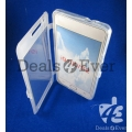 transparent Gray silicon jelly Case Cover table talk samsung galaxy i9100 S2