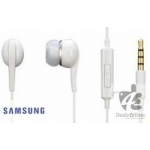 GENUINE white Samsung EHS44 Handsfree HEADPHONES Tab Note S2 ACE Pop