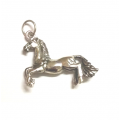 Sterling Silver Horse Pandant
