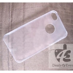 Iphone 4 4S - Ultra-Thin Transparent Hard Back Snap-On PROTECTOR Case Cover 4g s
