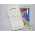 White Silicone Case Hard Back Cover Pouch ForWhite Silicone Case Hard Back Cover Pouch