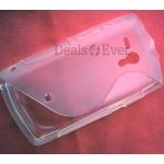 Transparent S-LINE SILICONE GEL CASE COVER FOR Mt 25i Xperia neo L