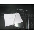 Transparent Clear hard back case cover Samsung Galaxy Note 2 note II N7100