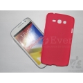 Red Rubberized Case Hard Back Cover Pouch For Samsung Galaxy Grand i9082 i9080