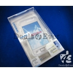 Transparent silicon jelly Case Cover pouch table talk samsung galaxy S5830 Ace