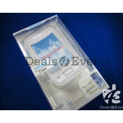 Transparent silicon jelly gel Case Cover pouch table samsung galaxy S6102 Y Duos