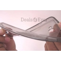 smokey RUBBERIZED silicone silicon jelly case cover pouch i9220 Galaxy Note2