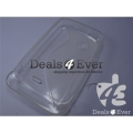 Clear white Silicon gel jellyCase Cover Pouch Sony Xperia Tipo ST21i Dual ST21 2